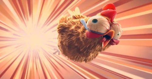 L'œuf qui ne tue pas la poule