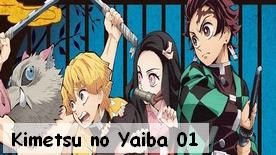 Kimetsu no Yaiba 01 New!