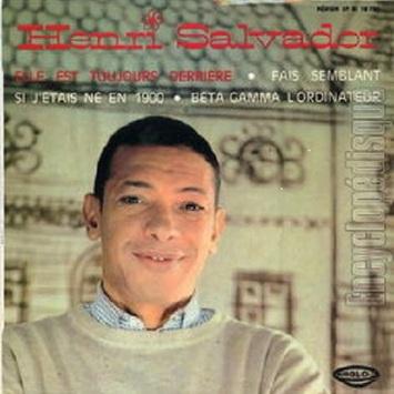 Henri Salvador, 1968