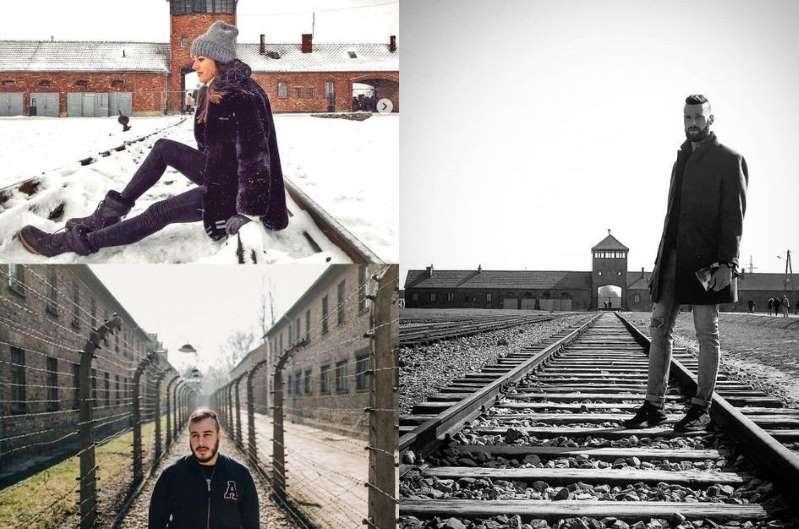 Le mémorial d'Auschwitz appelle ses visiteurs à faire preuve de décence