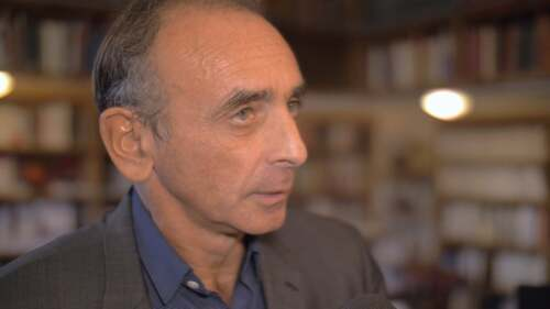 Eric Zemmour - Zoom exceptionnel