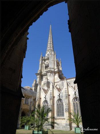 Cathédrale Notre Dame de l'Assomption- le Cloître