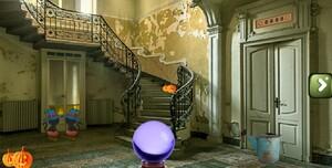 Jouer à Genie Scary chateau Halloween escape