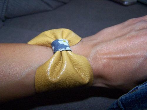 bracelte cuir