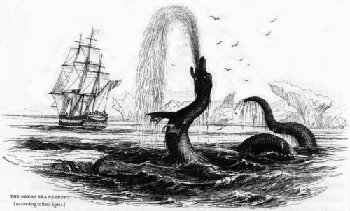 Monstres des profondeurs