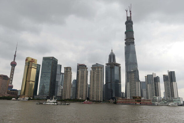 Shanghai Tower : gigantisme absolu