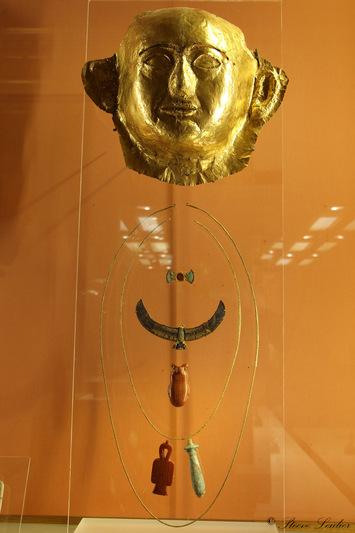Nouvel Empire, XIXe dynastie, Ramsès II, Bijoux du prince Khâemouaset