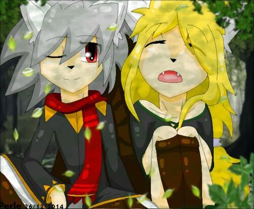 Seyko et Leïa