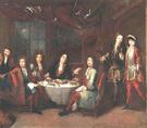 Exposition virtuelle de Tournières, né à IFS en 1668