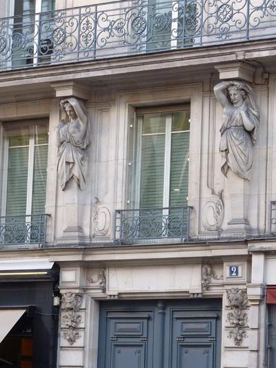 Tout, tout, tout vous saurez tout sur... la rue Réaumur et son architecture !