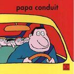 Albums lus - La boîte des papas - Alain Le Saux - loulou & Cie - l'école des loisirs