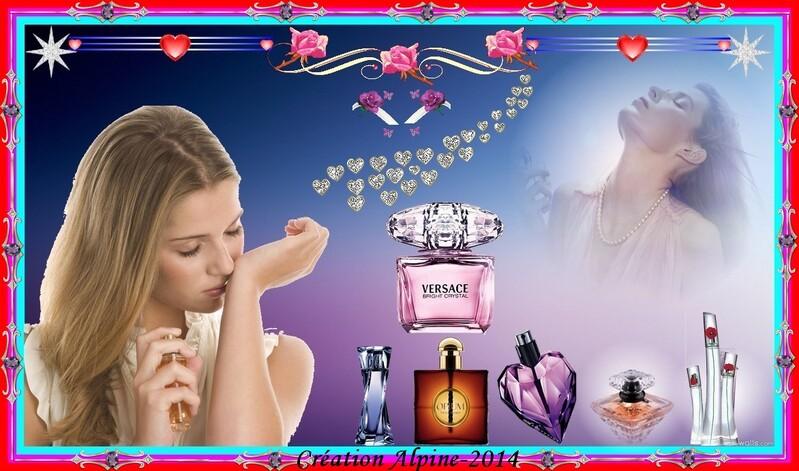 un peut de parfum