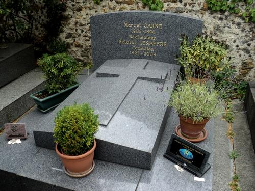 * Visite du cimetière St-Vincent de Montmartre