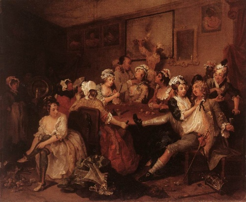 la prostituee de babylone