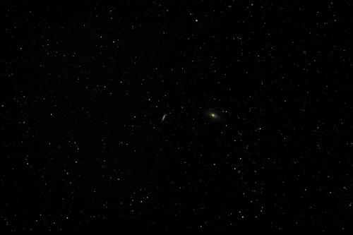 M81, M82 et leur voisines du ciel profond...