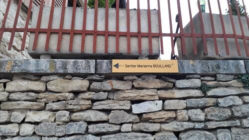 """""""Sentier Marianne"""" - Mercredi 24 avril 2019"""