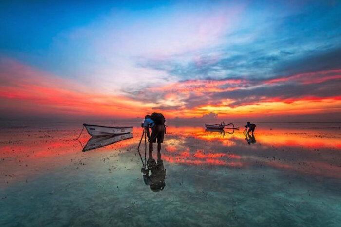 Bertoni Siswanto. Guide du photographe professionnel à Bali et je suis ambassadeur de RAY MASTER FILTER et ambassadeur.