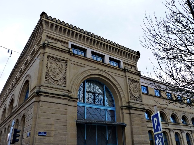 L'ancienne gare de Metz 12 02 01 2010