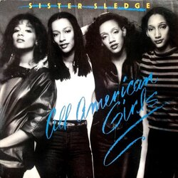 Sister Sledge - All American Girls - Complete LP