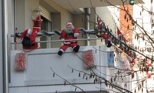 ... nuit de Noël...