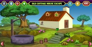 Jouer à Old cottage house escape