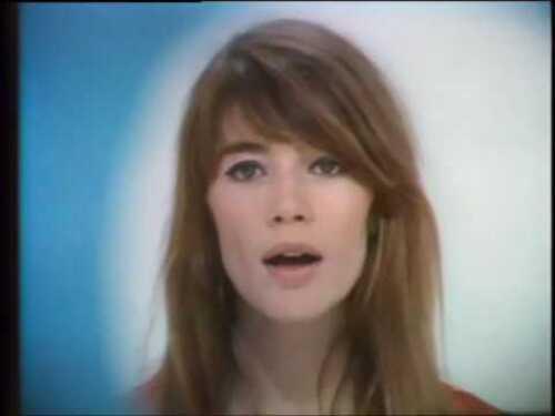 HARDY, Françoise - Ma jeunesse fout le camp  (Chansons françaises)