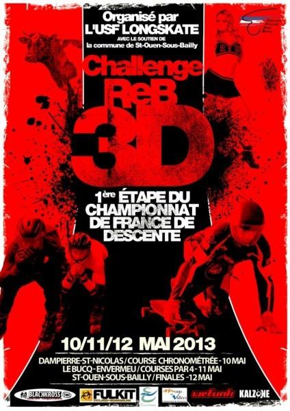 Affiche REB 2013
