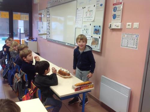 Barthélemy et Édouard ont fêté leur 7 ans!