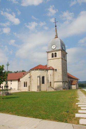 L'abbaye de Grandvaux