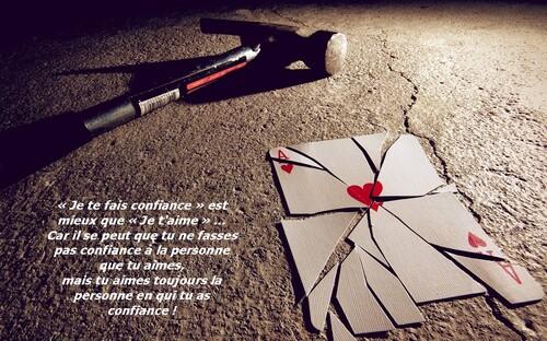 N° 230 : La confiance
