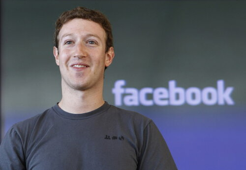 Mark Zuckerberg – Pendiri Facebook.com