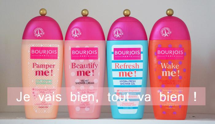 Bourjois ou la Méthode Coué dans ta salle de bain !
