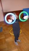 Interventions cirque à l'école maternelle de Prissé (71)