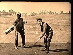 Résultats de recherche d'images pour «chaplin et buster keaton in golf»
