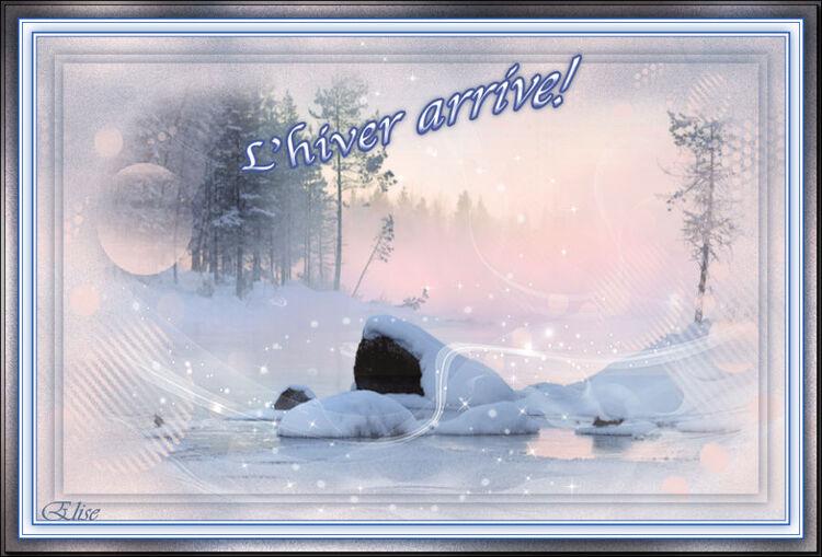 L'hiver arrive de Colybrix   PSP