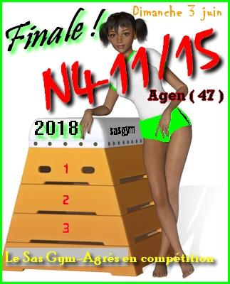 Finale Nationale Boé ! J-5 ! Infos pratiques...