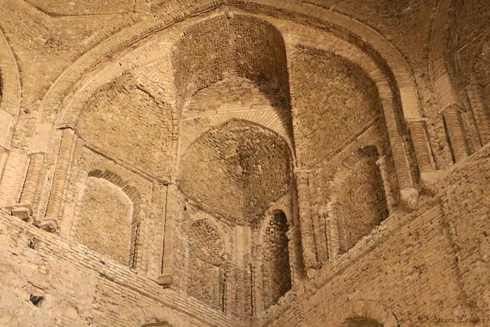 L'iwan sud de la mosquée du vendredi, Ispahan