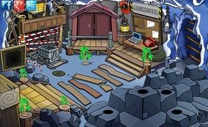 Jouer à Ice mine escape