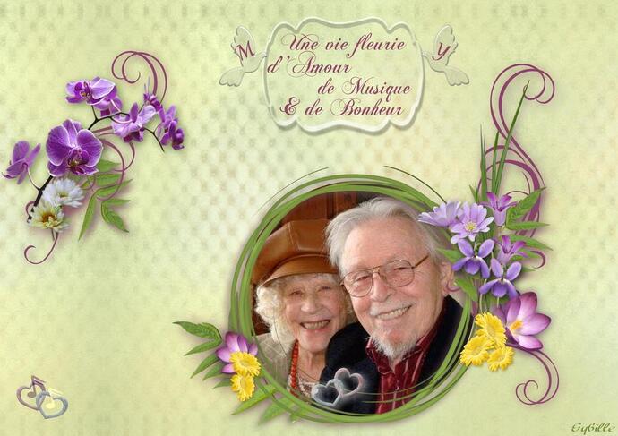♥Yvette & Marc♥
