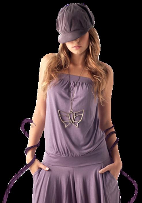 Femmes en Violet - Mauve Série 7