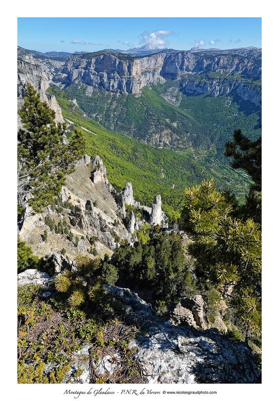 Massif du Glandasse par la Cabane de Chatillon