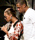 Beyonce et sa famille sur l'île de St Barth !