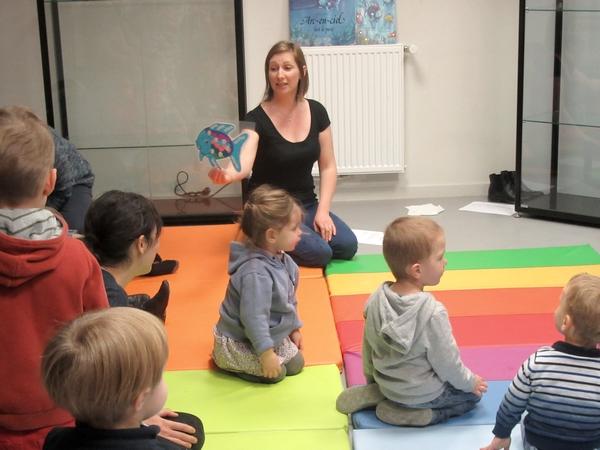 L'atelier-argile au Musée du Pays Châtillonnais a connu un grand succès auprès des enfants ...et des parents !!