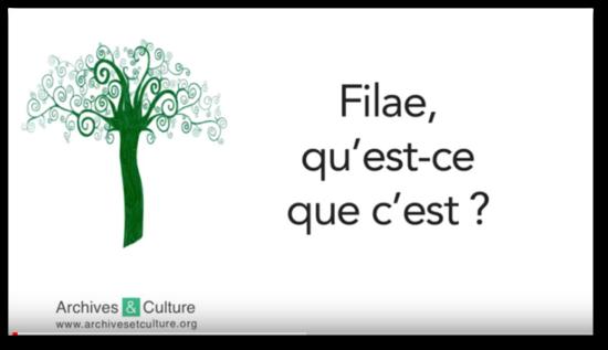FILAE, un autre grand portail de généalogie