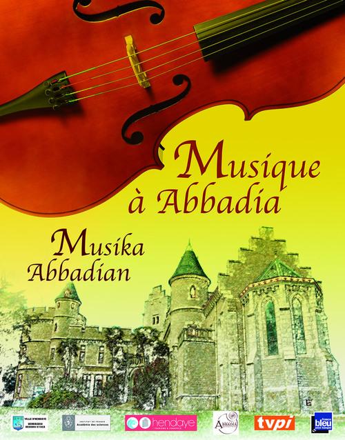 concert Musique à Abbadia 2015