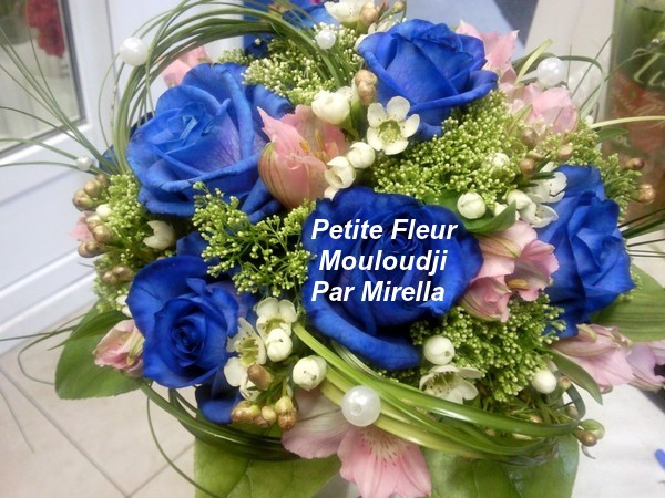 Petite Fleur   Mouloudji   Par Mirella