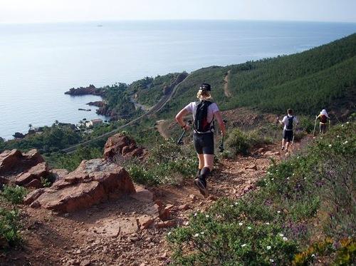 Dimanche 28 Trail des Balcons d'Azur