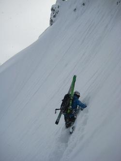 Printemps 2017 : Ski de montagne en Islande et au Spitzberg