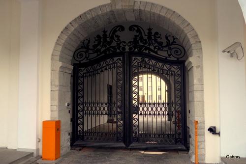Tallinn : porches et portes ... n 7