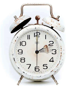 Remise des pendules à l'heure !